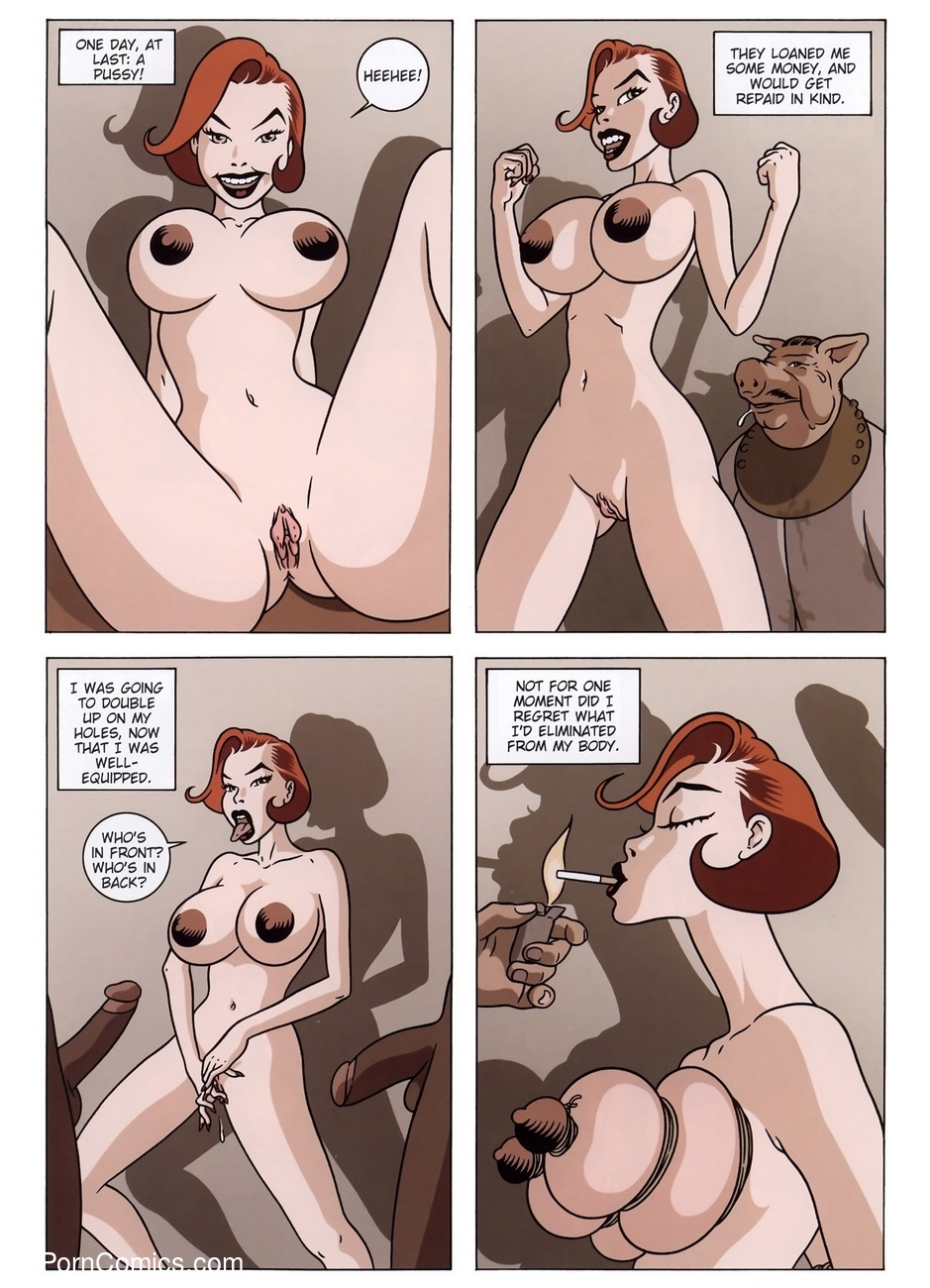 The 110 Blowjobs 10 free sex comic