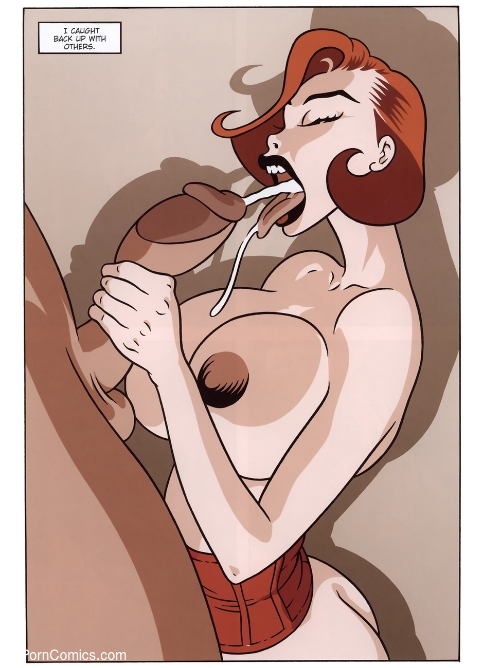 The 110 Blowjobs 15 free sex comic