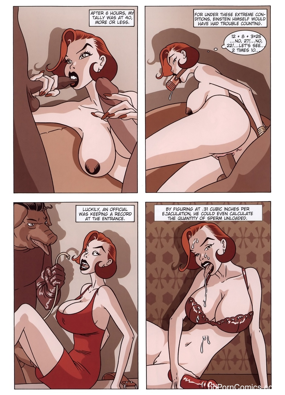 The 110 Blowjobs 16 free sex comic