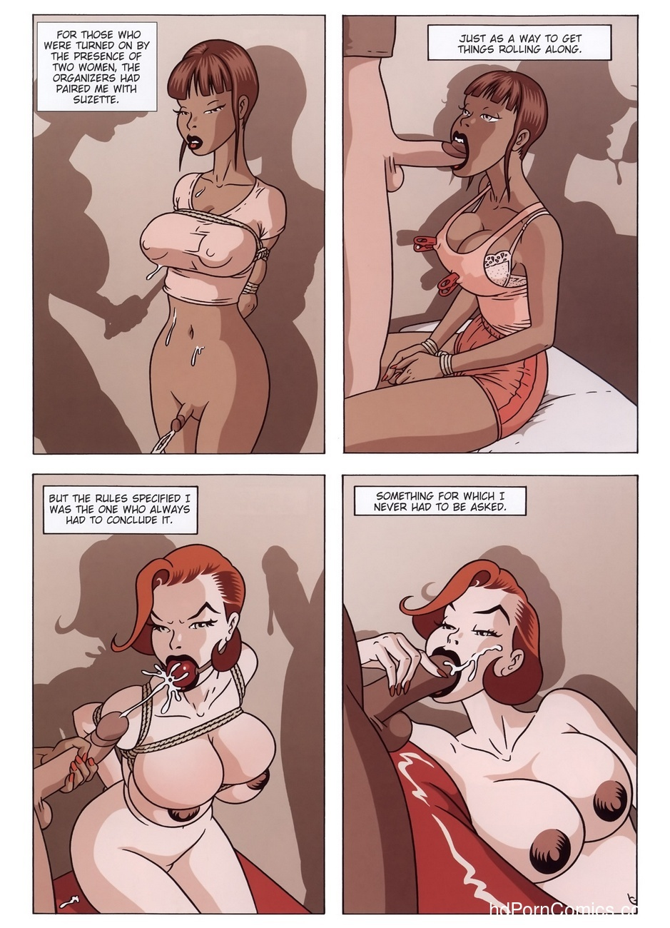 The 110 Blowjobs 20 free sex comic