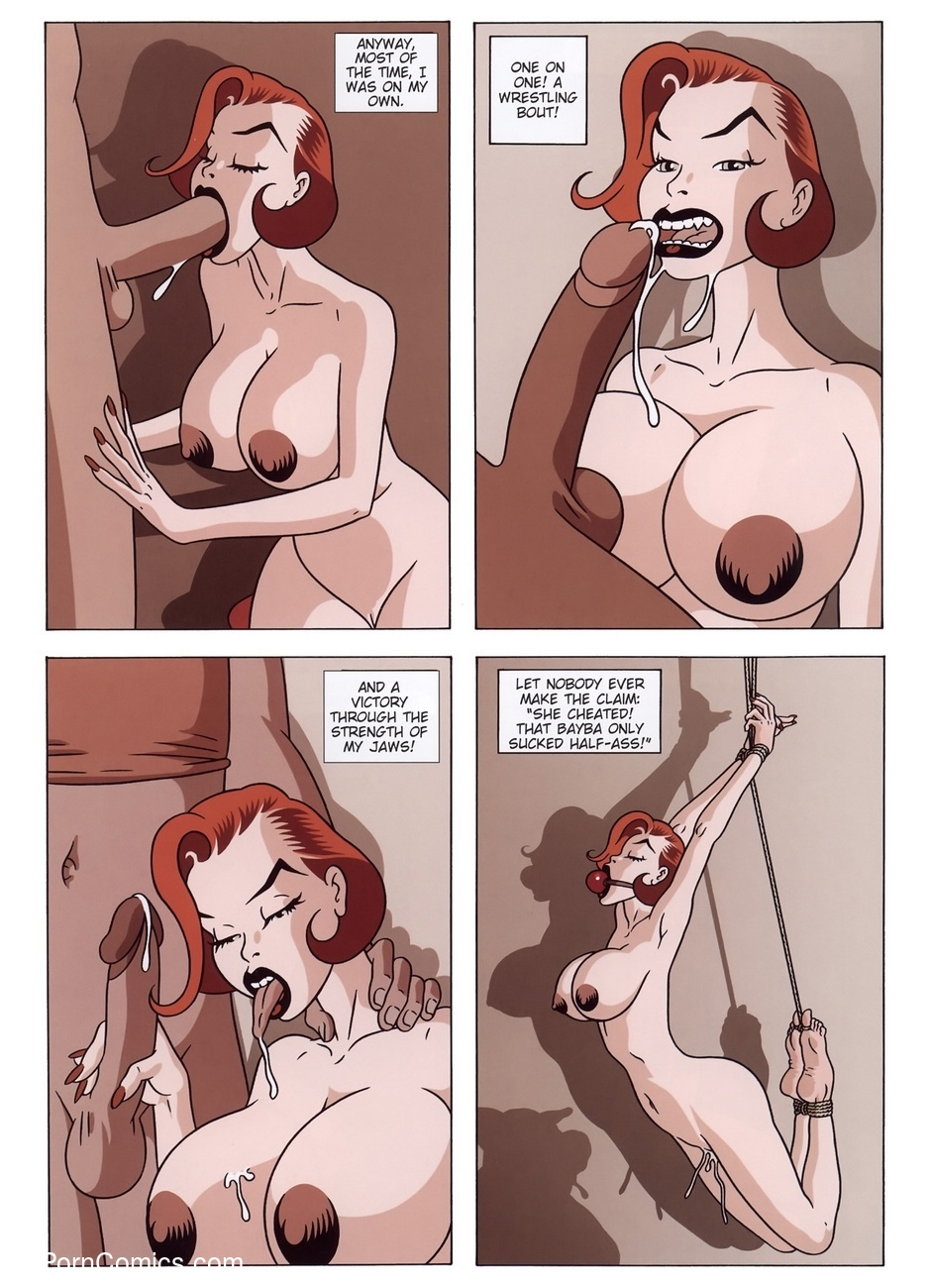 The 110 Blowjobs 22 free sex comic