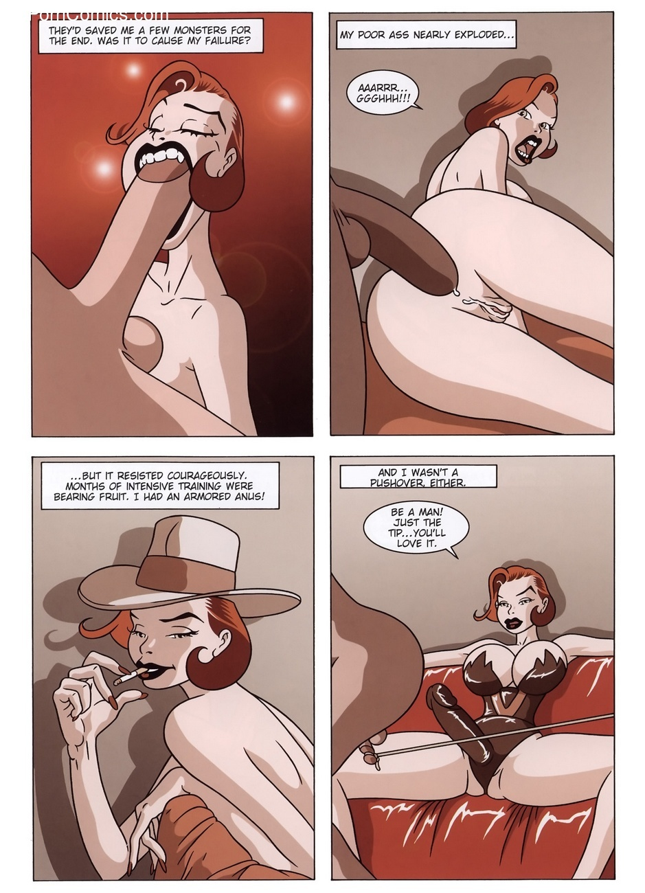 The 110 Blowjobs 30 free sex comic
