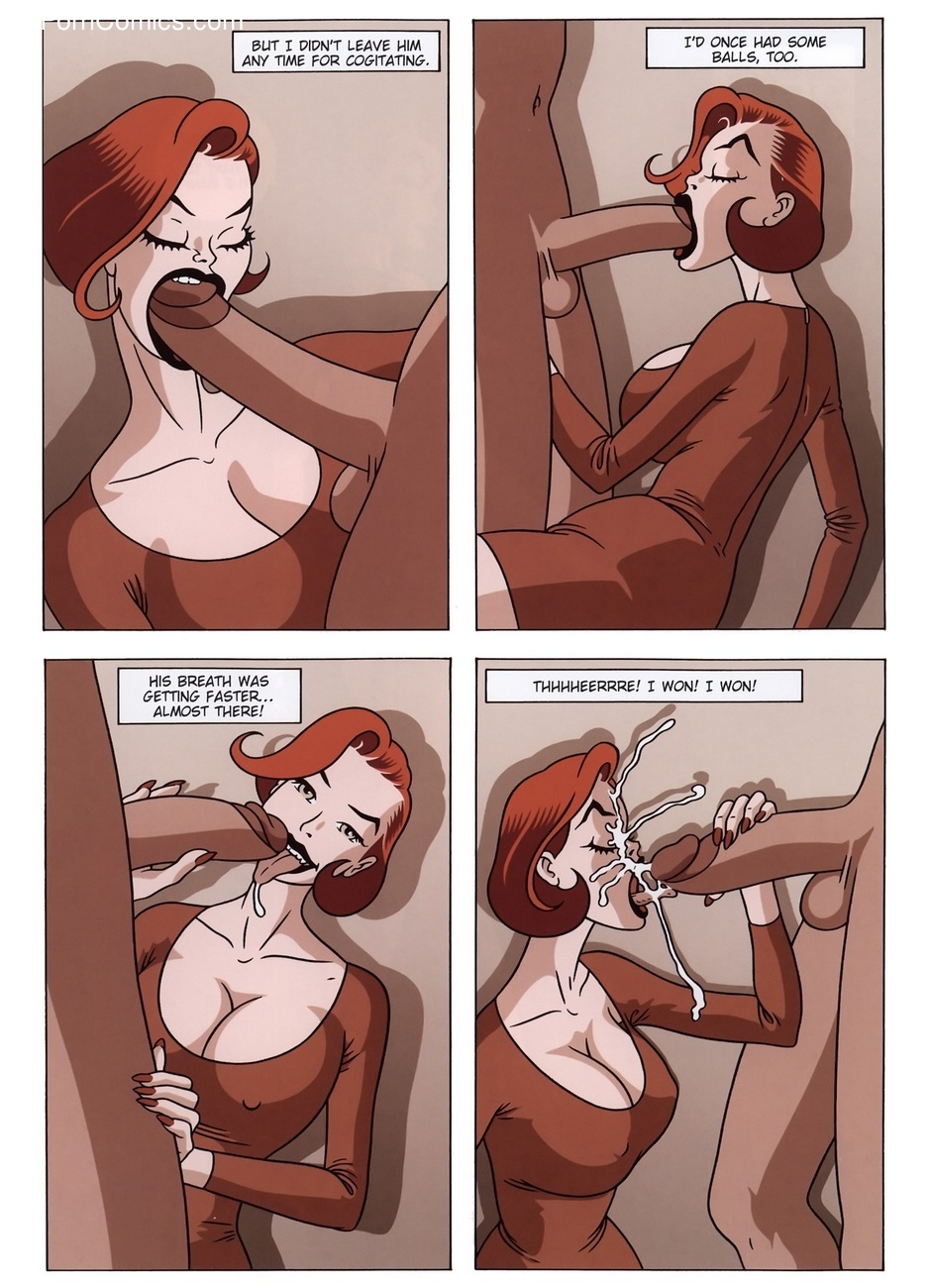 The 110 Blowjobs 34 free sex comic