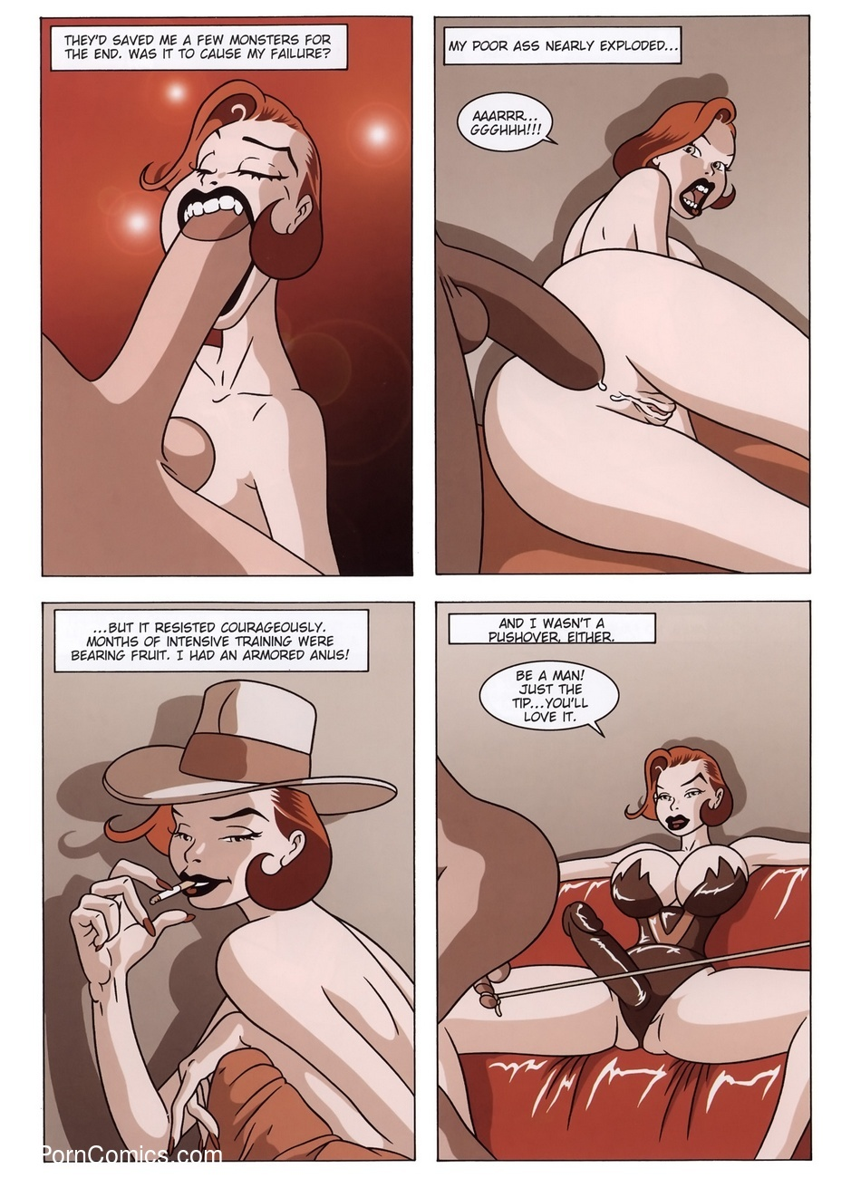 The 110 Blowjobs 40 free sex comic