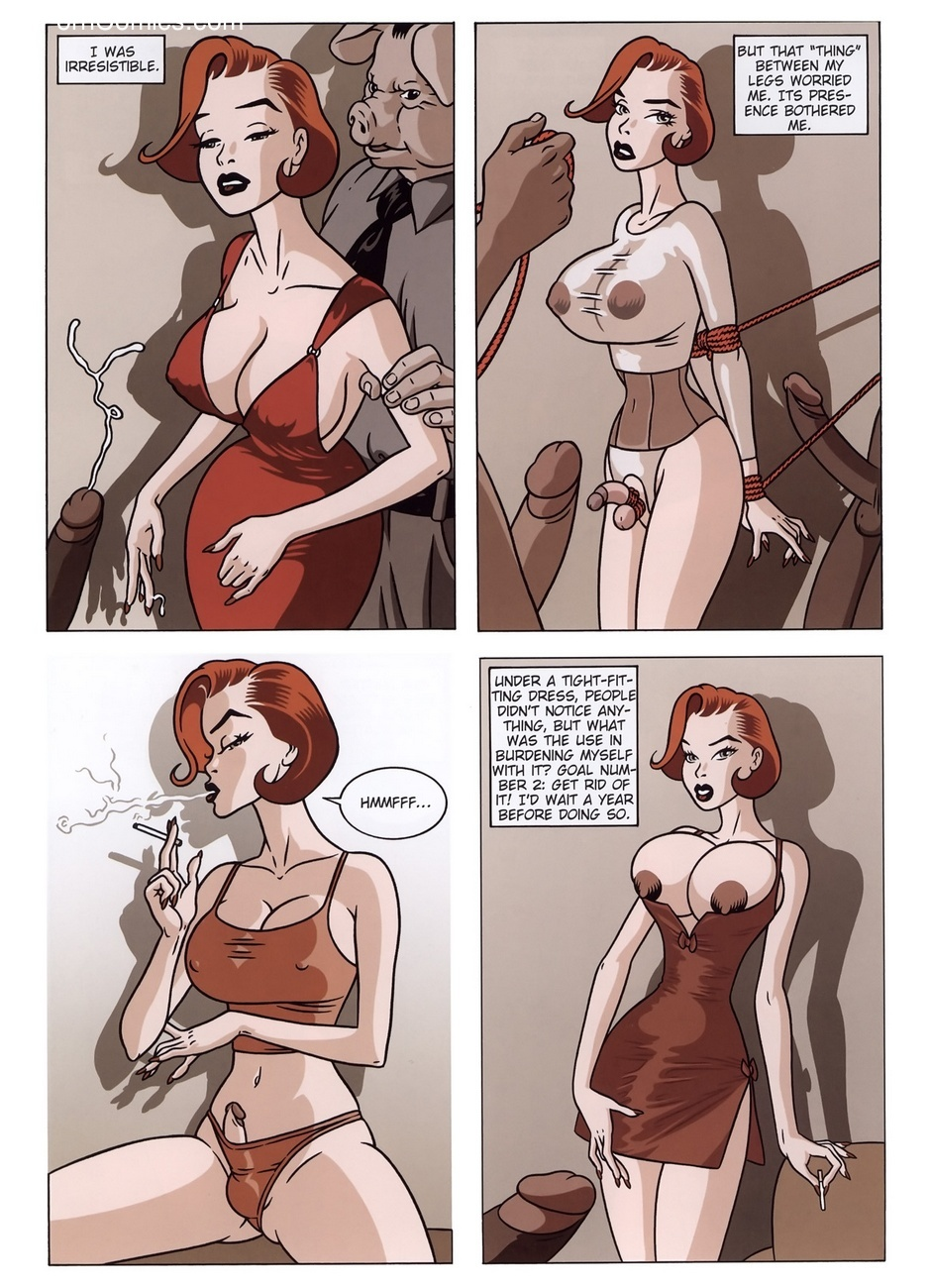 The 110 Blowjobs 6 free sex comic