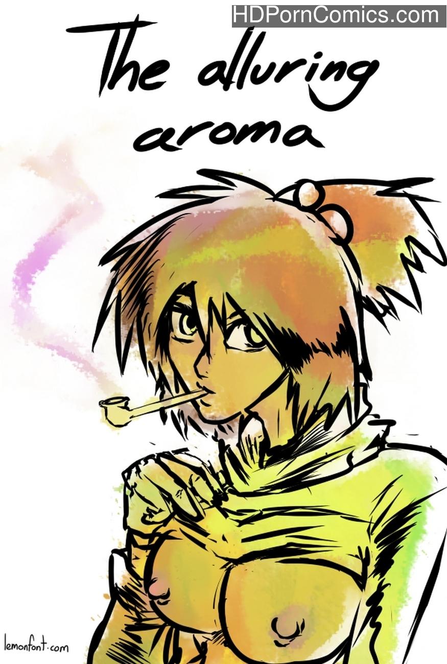 The Alluring Aroma Sex Comic