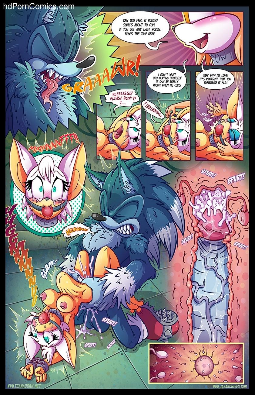 The Bat Who Cried Werehog 2 free sex comic