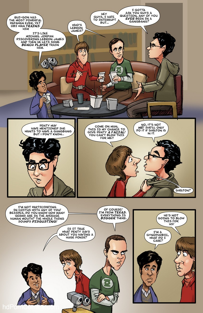 Theory super bang heroes big