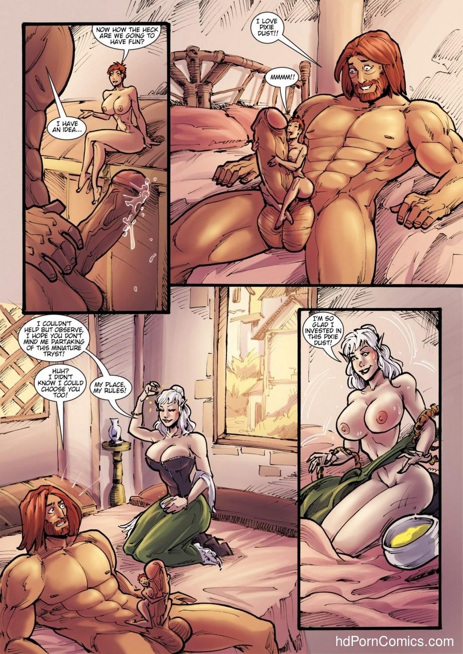 Free elf sex