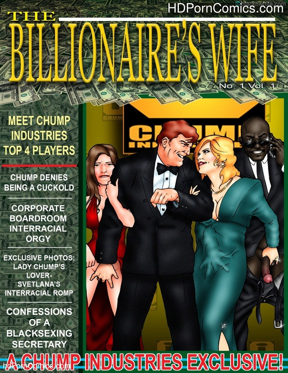 The Billionare's Wife 1 Sex Comic