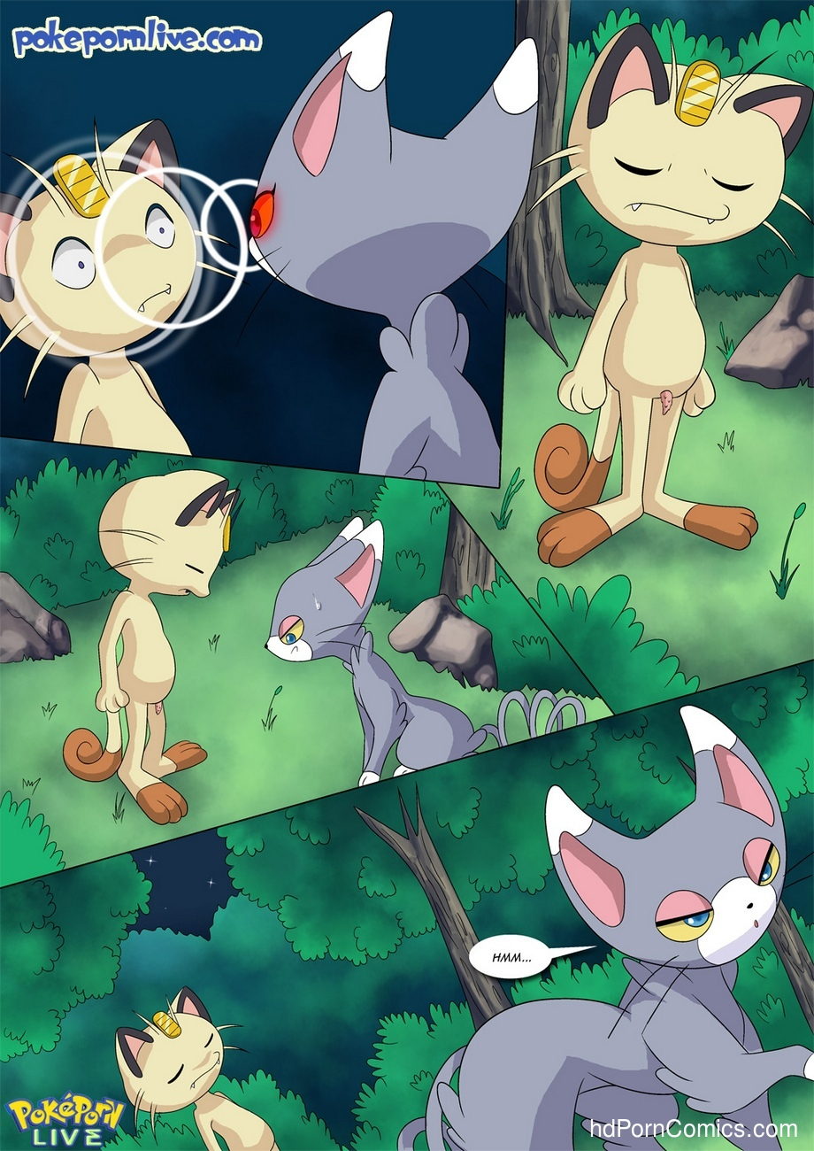 The Cat's Meowth 10 free sex comic