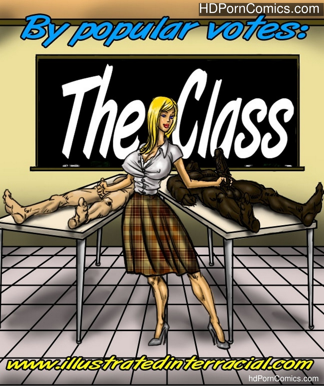 The Class Sex Comic