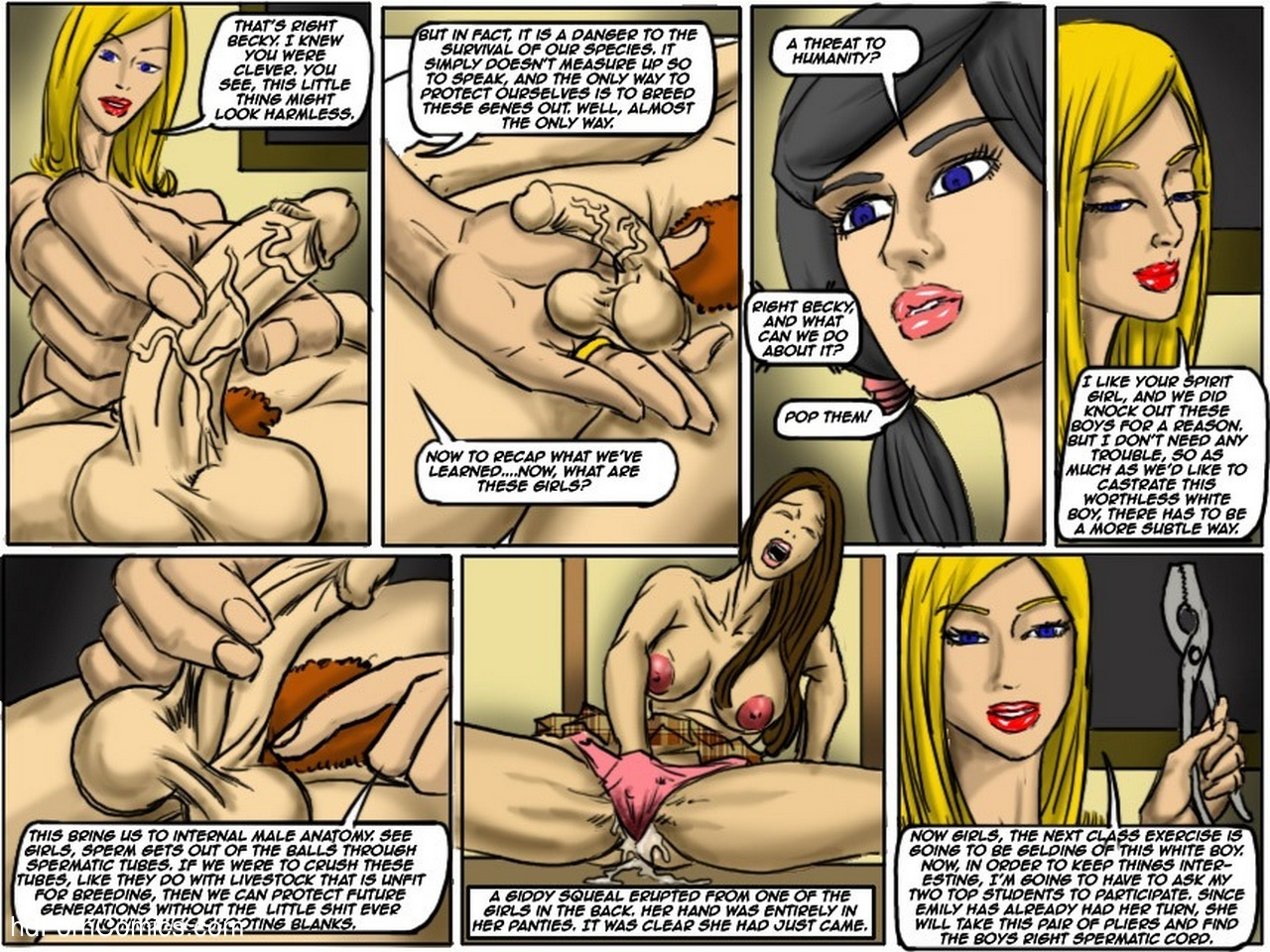 The Class 26 free sex comic