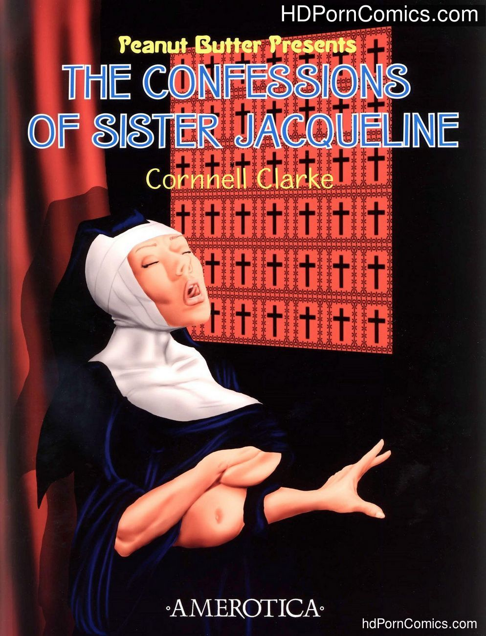 The Confessisons Of Sister Jacqueline Sex Comic