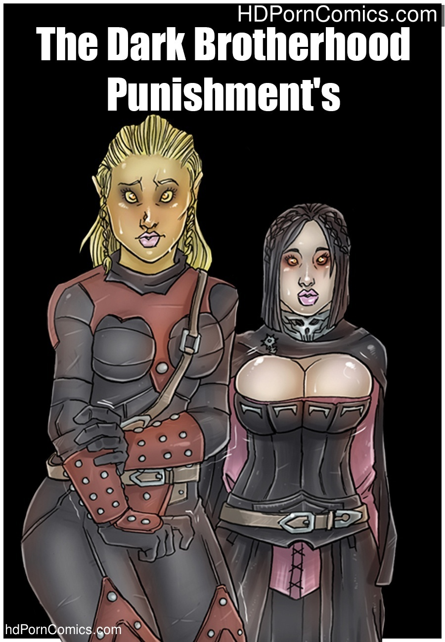 The Dark Brotherhood Punishment's Sex Comic