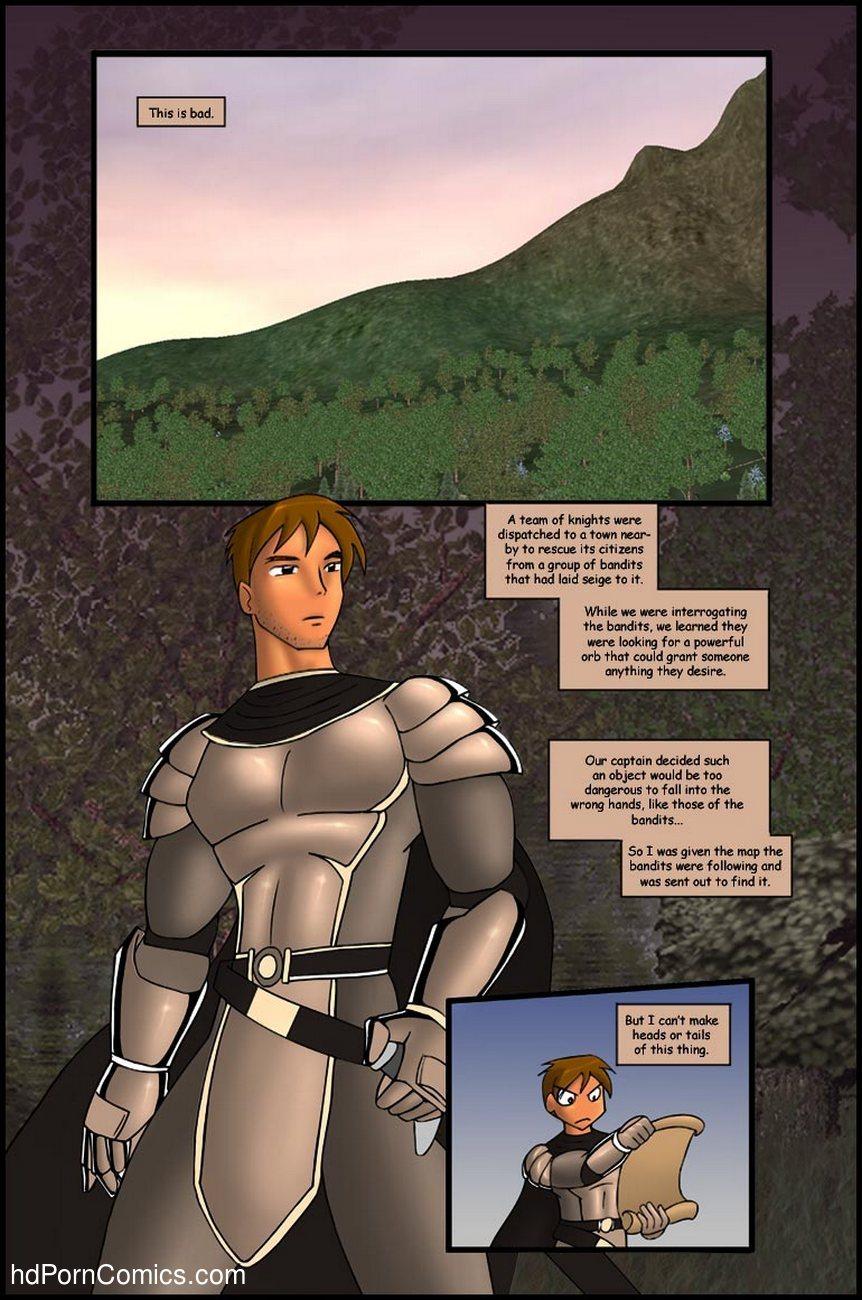 Knight Porn