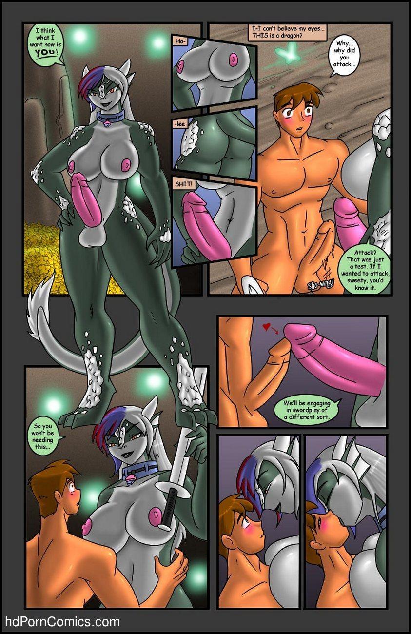 Dragon porn comics