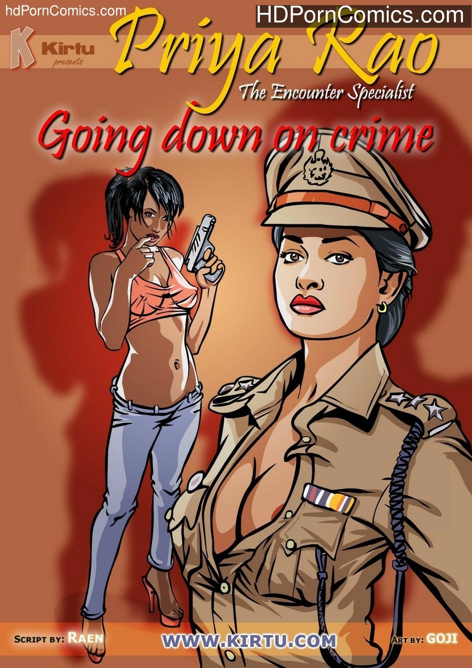 The Encounter Specialist 1 – Going Down On Crime Sex Comic