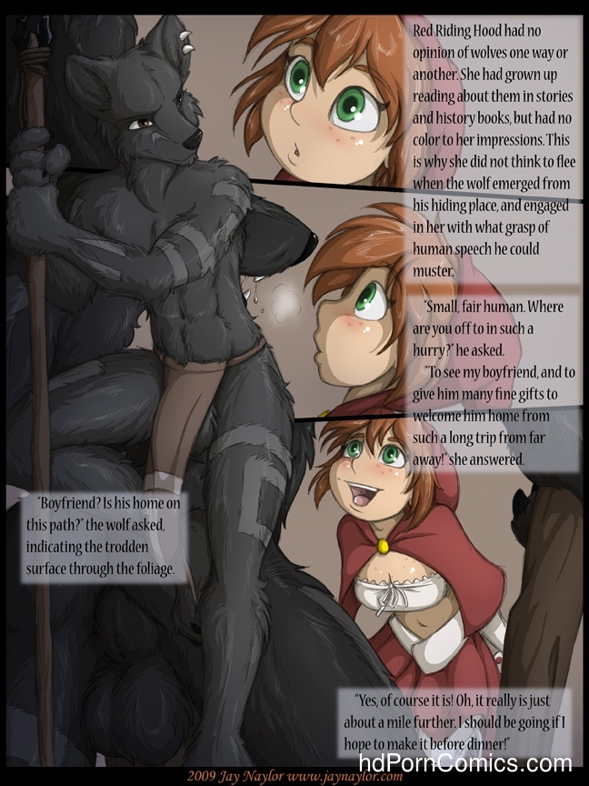 The Fall Of Little Red Riding Hood 1 5 free sex comic