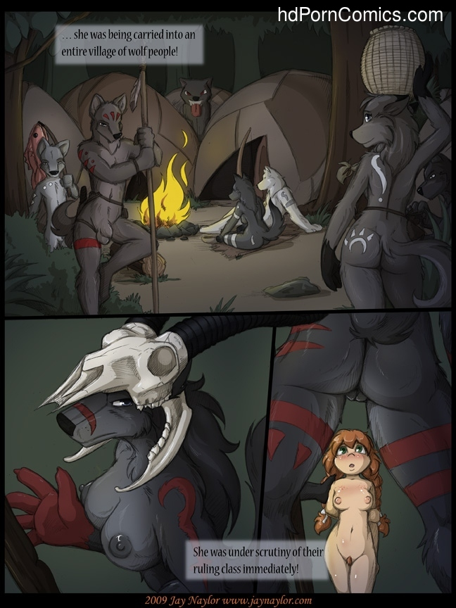 The Fall Of Little Red Riding Hood 2 3 free sex comic