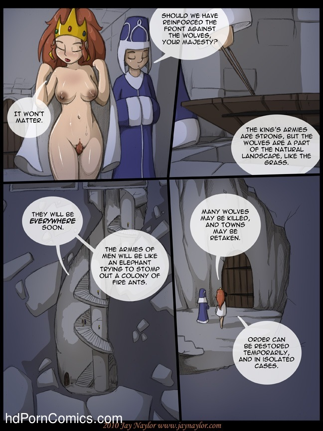 The Fall Of Little Red Riding Hood 3 14 free sex comic