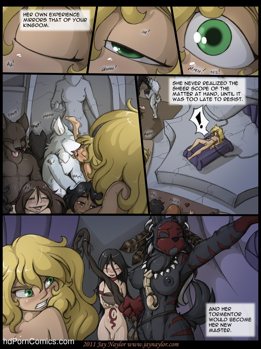 The Fall Of Little Red Riding Hood 4 5 free sex comic