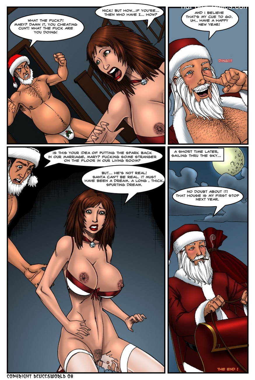 The Gift That Keeps On Giving Sex Comic