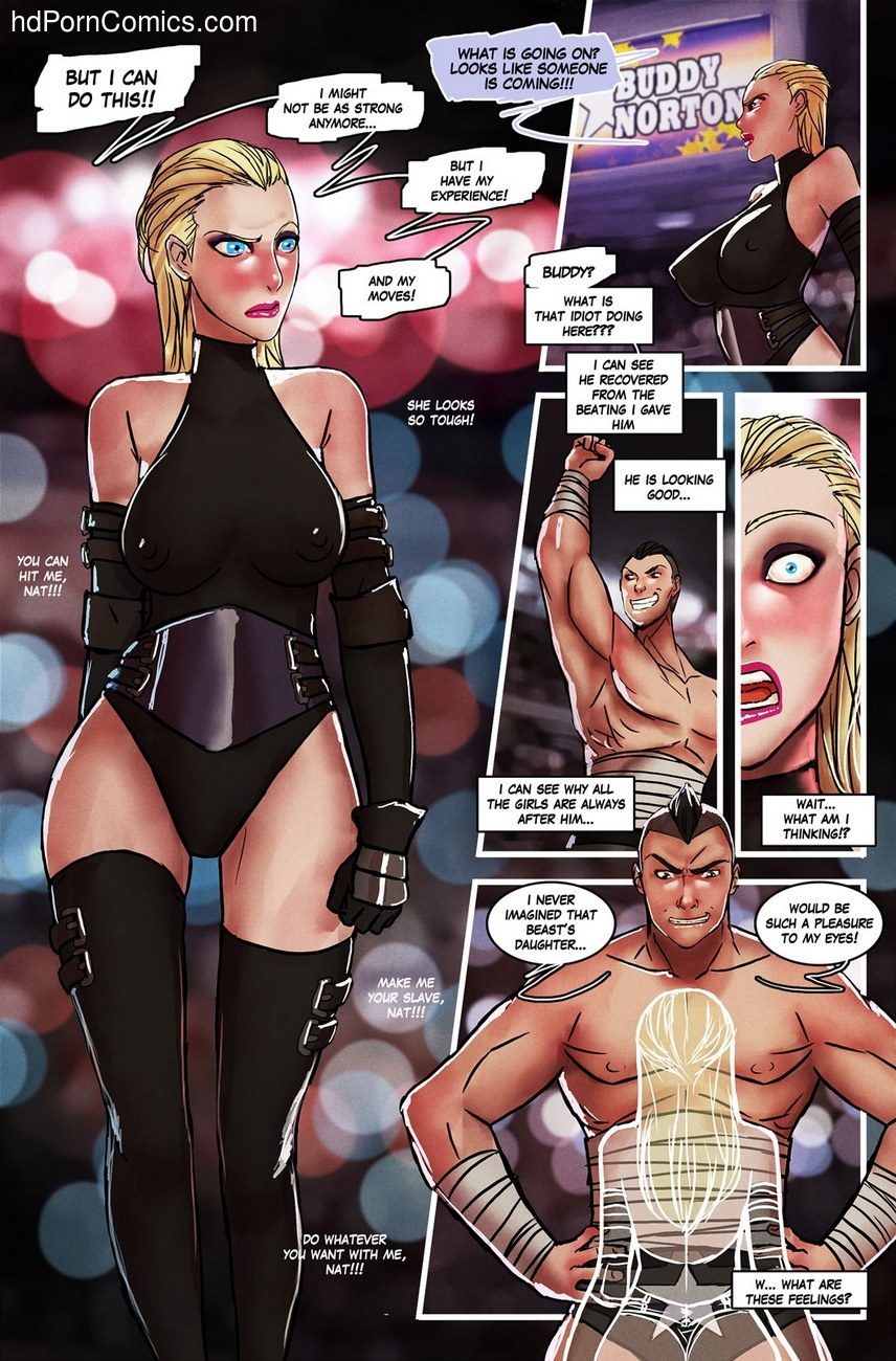 The Heel 18 free sex comic