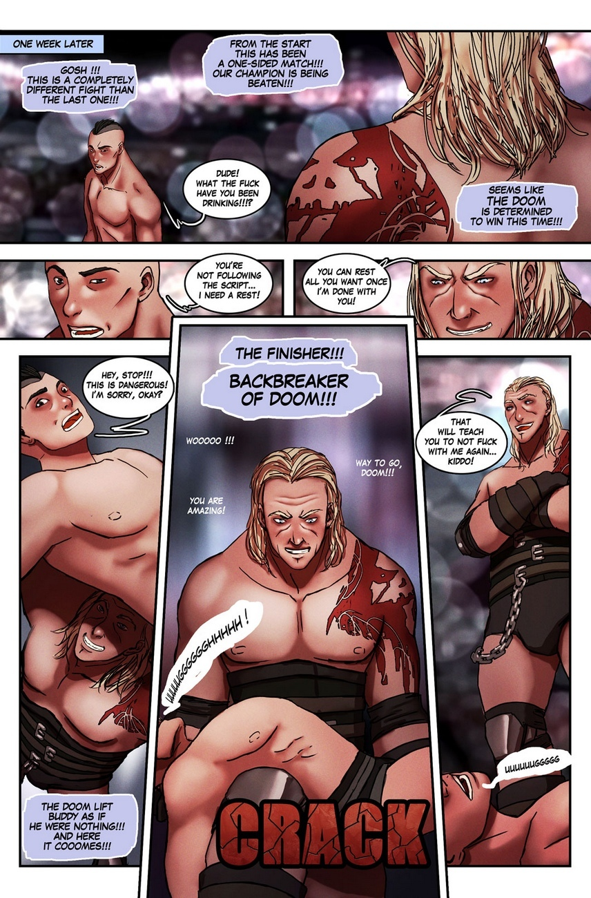 The Heel 4 free sex comic