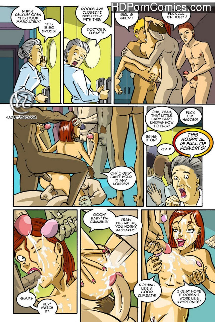 The Helpful Nurse 1 Sex Comic