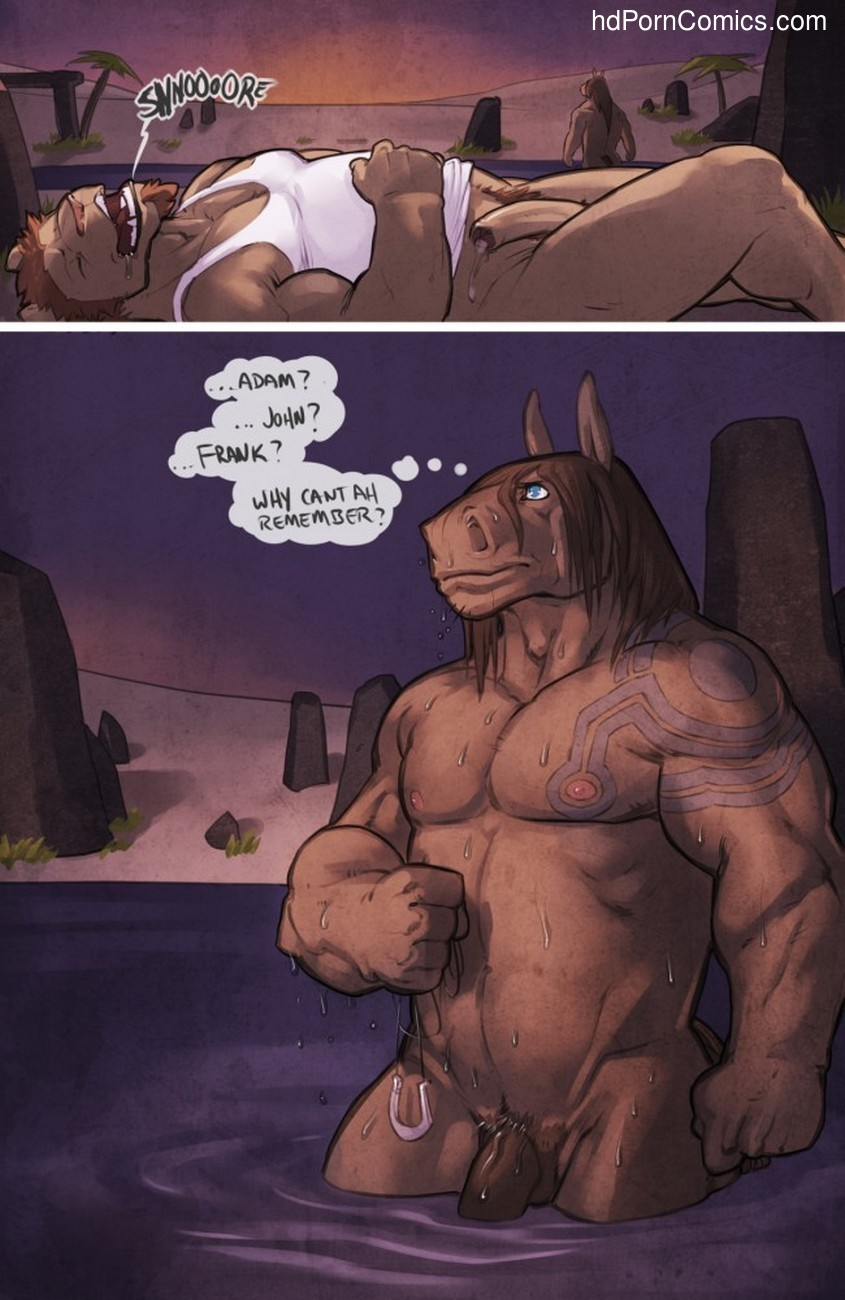 The Horse With No Name Sex Comic