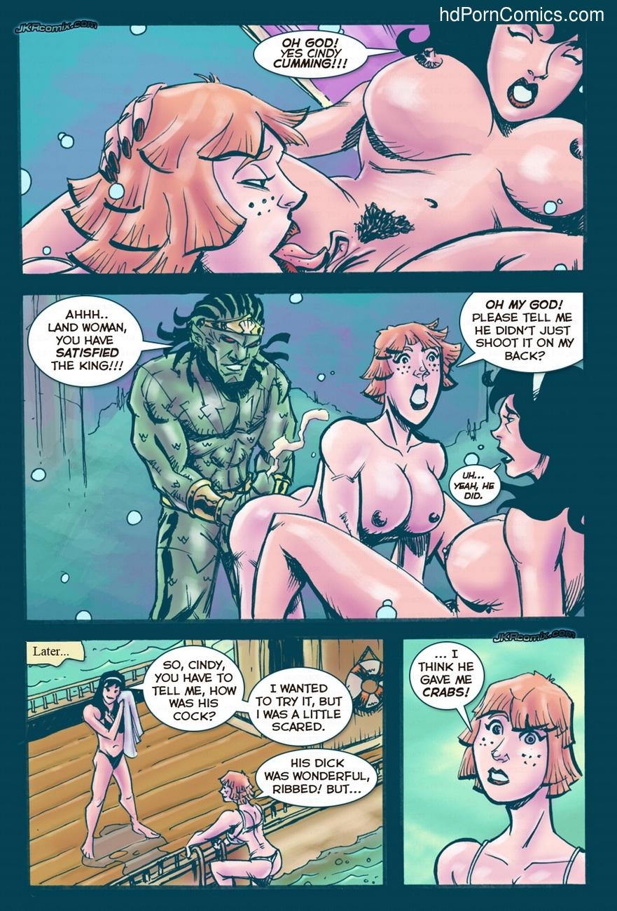 The Hot Adventures Of California Poon 2 Sex Comic