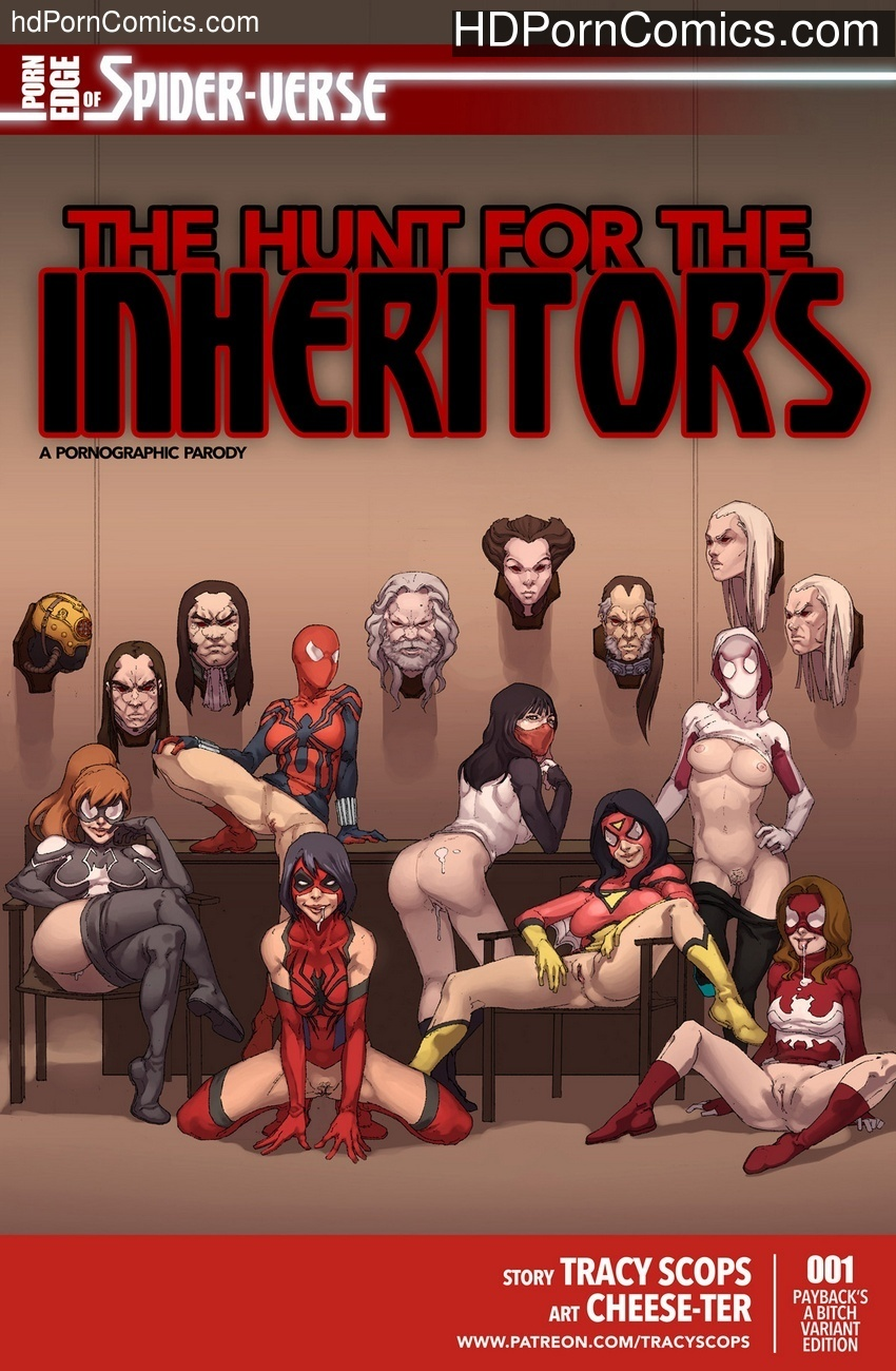 The Hunt For The Inheritors 1 free sex comic