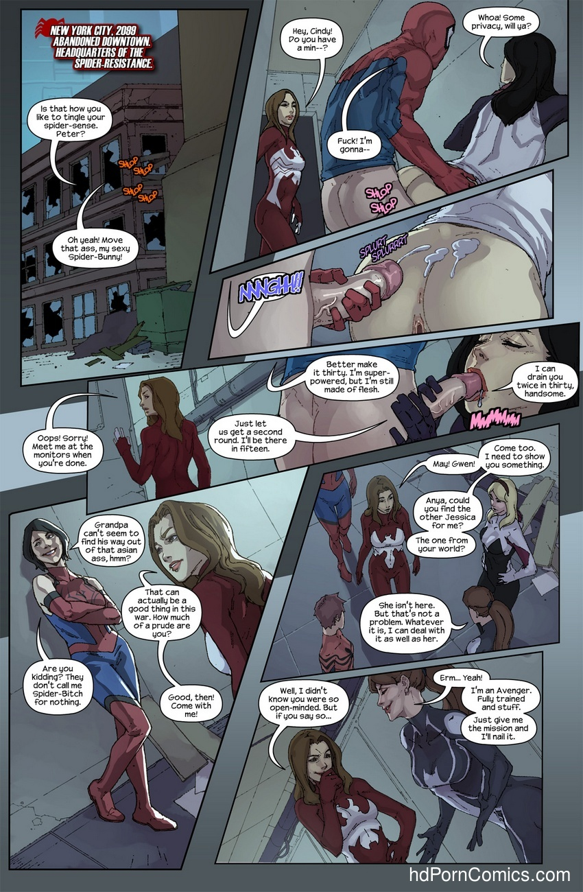 The Hunt For The Inheritors 3 free sex comic