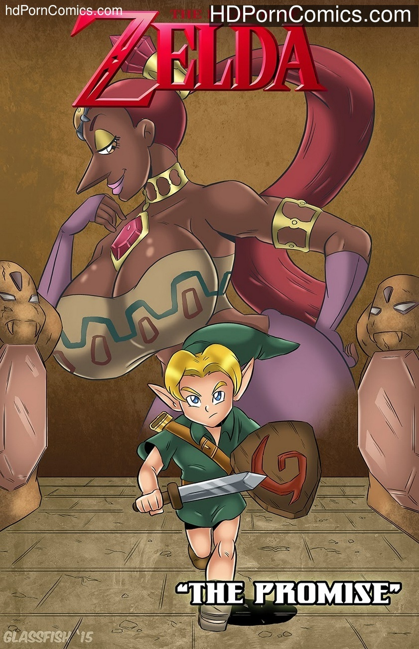 The Legend Of Zelda – The Promise Sex Comic