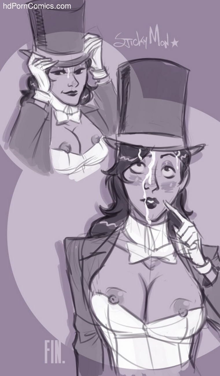 The Magician 8 free sex comic