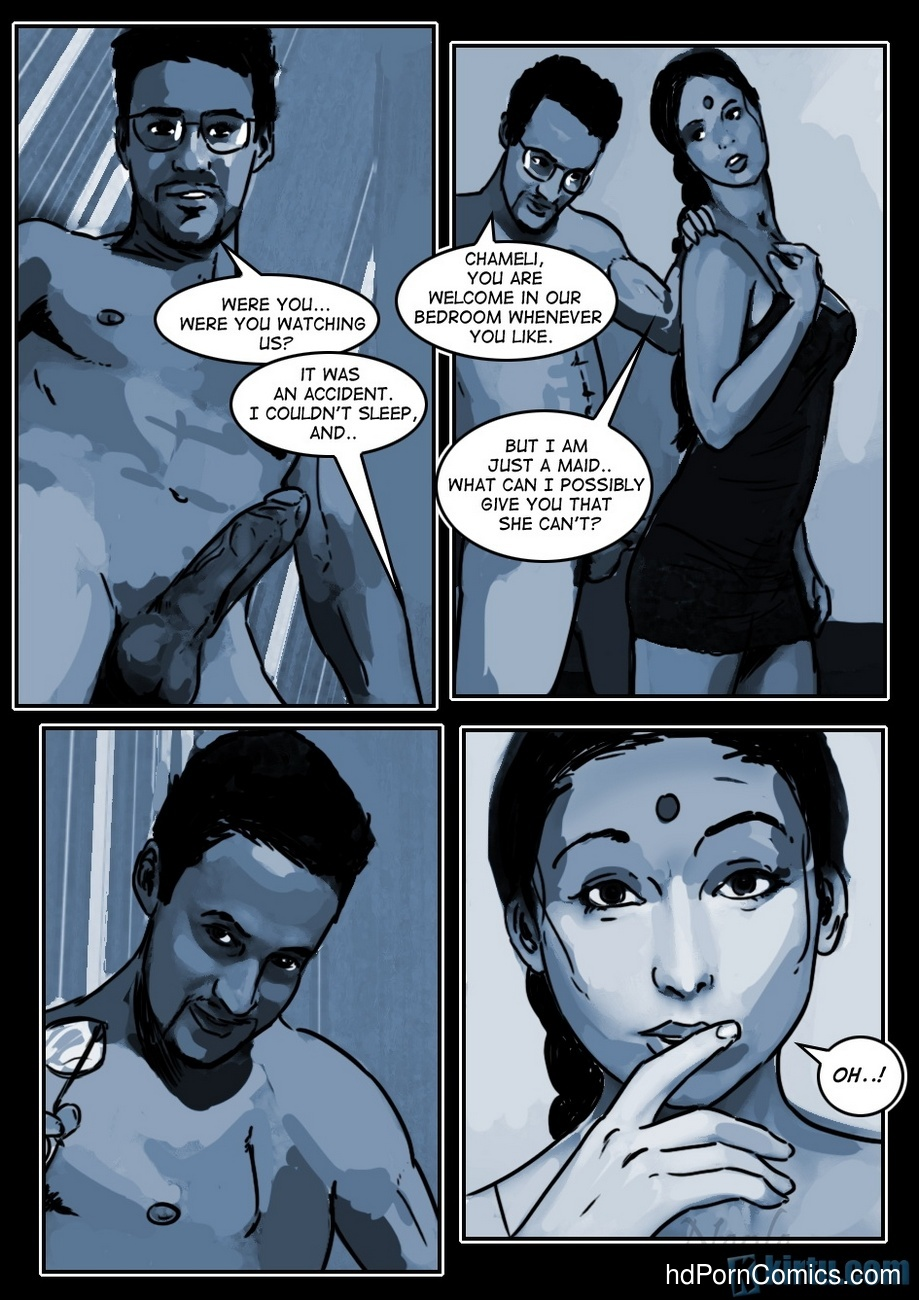 The Maid - Their Need, Her Pleasure 37 free sex comic