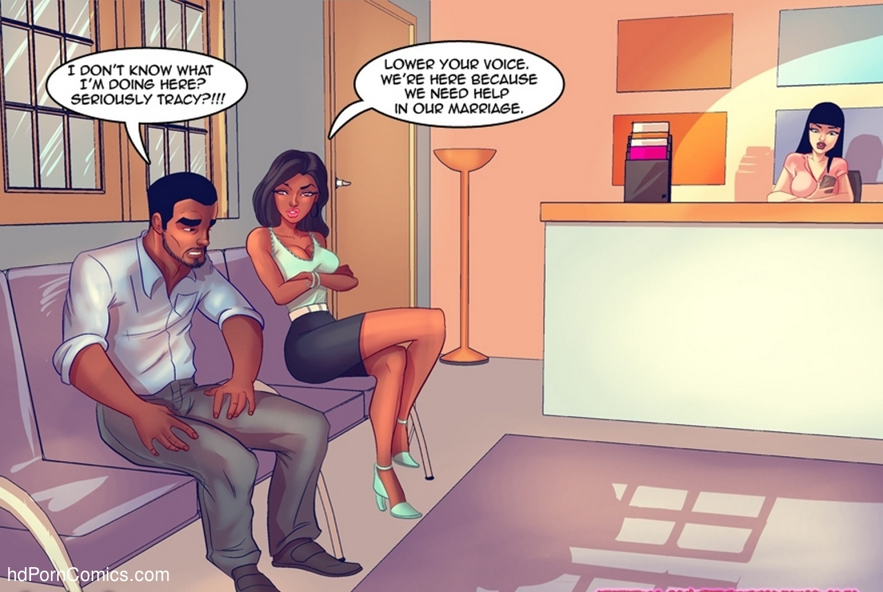 The Marriage Counselor 3 free sex comic