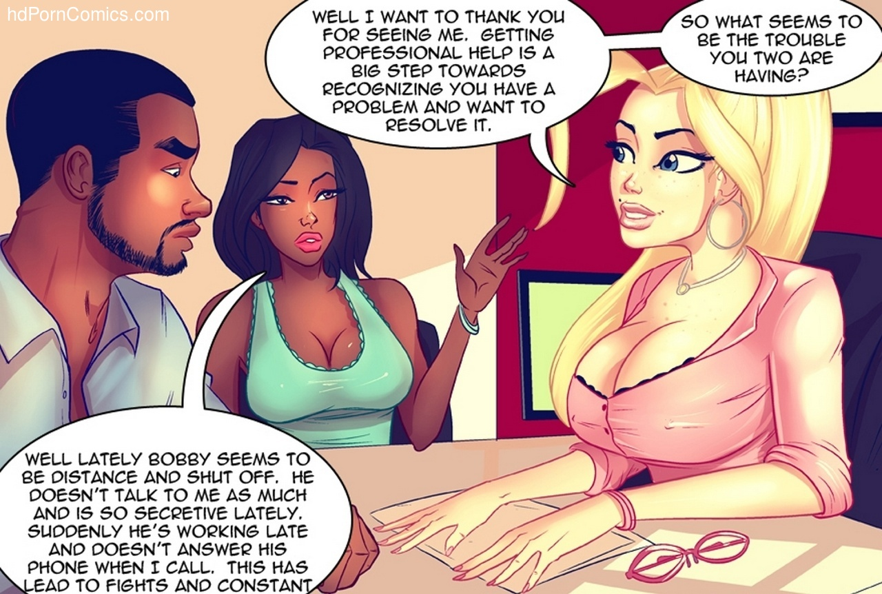 The Marriage Counselor 5 free sex comic