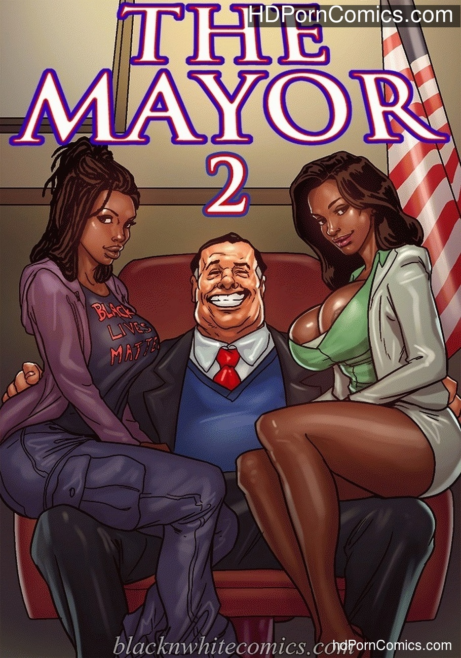 The Mayor 2 Sex Comic