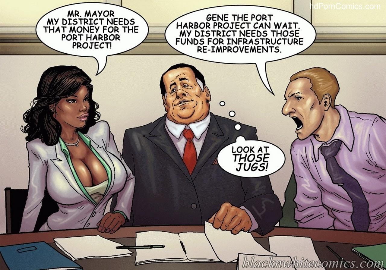 The Mayor 1 16 free sex comic