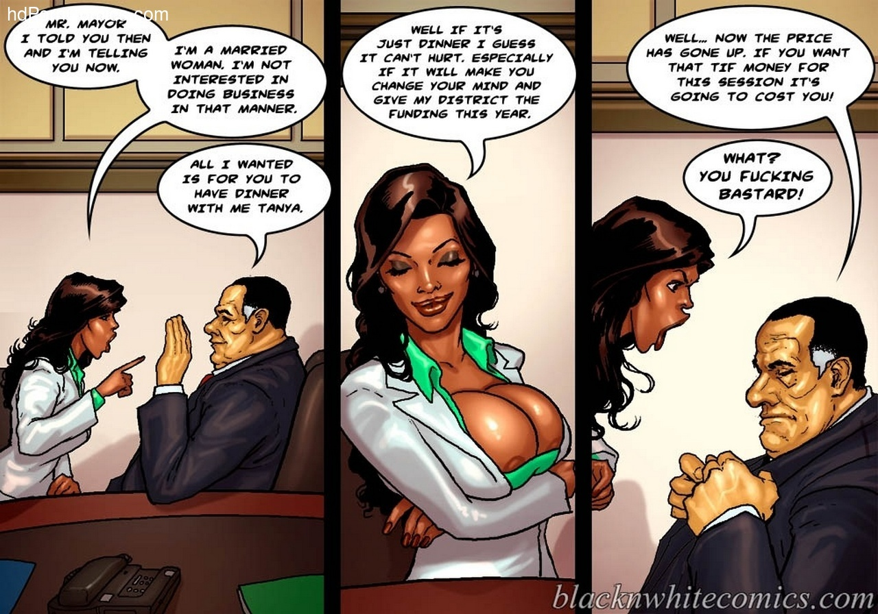 The Mayor 1 20 free sex comic