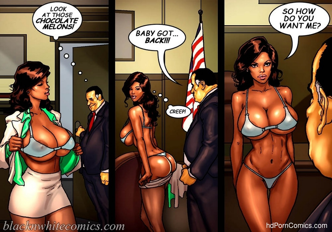 The Mayor 1 23 free sex comic