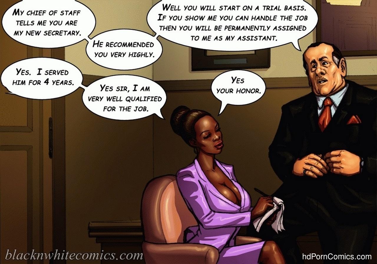 The Mayor 1 4 free sex comic