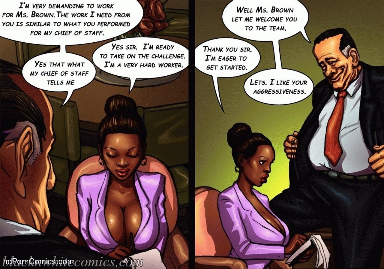 The Mayor 1 5 free sex comic
