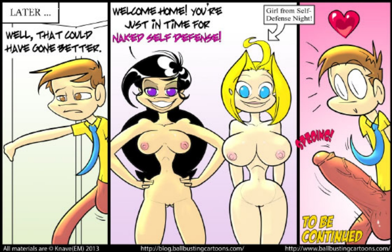The Millionaire's Daughter 4 Sex Comic