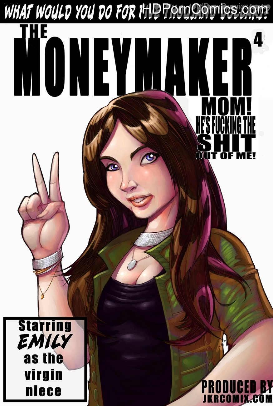 The Moneymaker 4 Sex Comic
