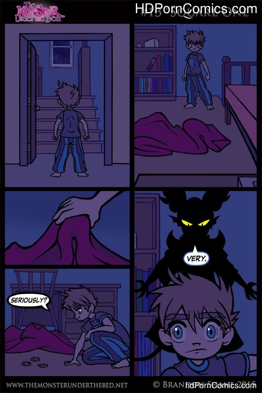 The Monster Under The Bed 1 - A Thief In The Night 11 free porn comics