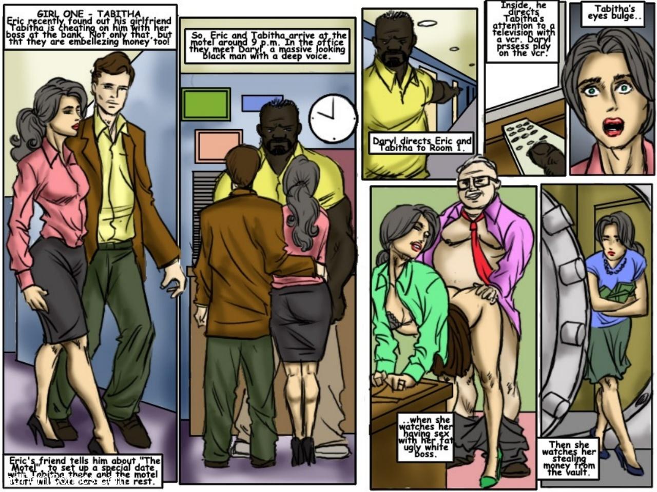 The-Motel2 free sex comic