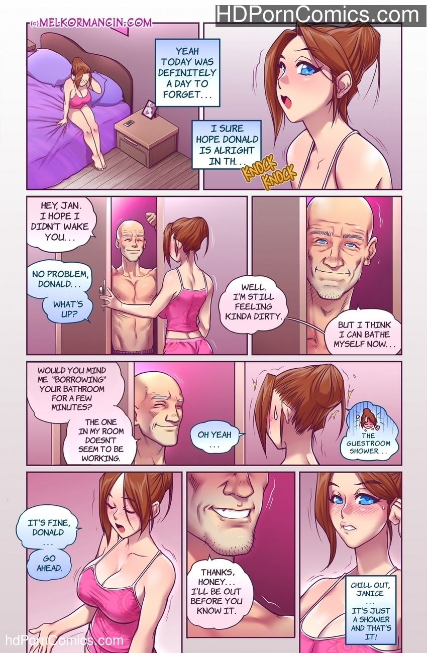 The Naughty In-Law 1 - Zero 11 free sex comic
